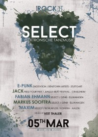 Flyer - SELECT