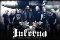Flyer - Inferno Coverband