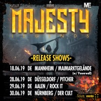 Flyer - Majesty